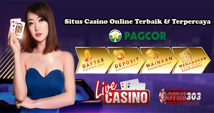 Lotus303 - Situs Casino Online Terbaik & Terpercaya